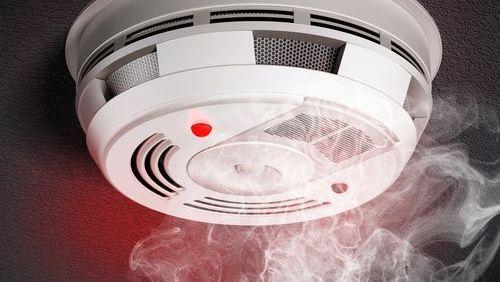Smoke detectors in Edmonton