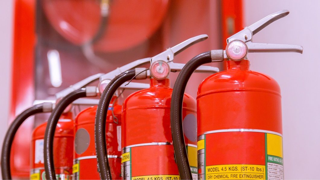 How to Operate a Fire Extinguisher?